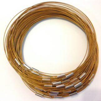 Peru Plain Clasp Necklaces