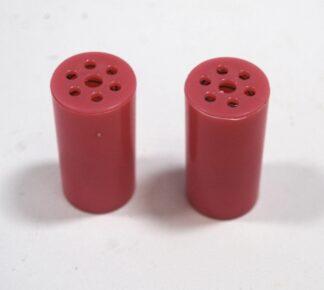 Pink 42mm Bird Tweeters