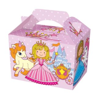 Princess Party Food Boxes