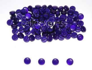 Purple Mushroom Buttons