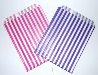 "7"" X 9"" - Purple & Pink Bags"