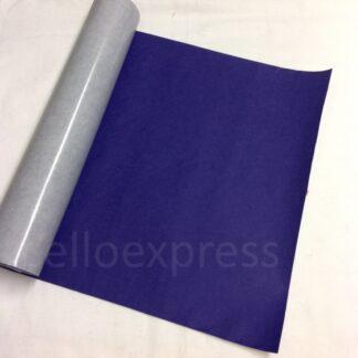 Purple Self Adhesive Felt Rolls