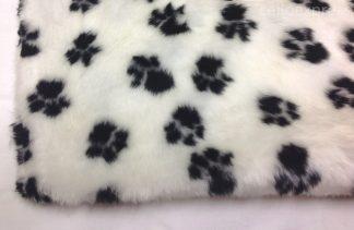 White Paws Animal Fur