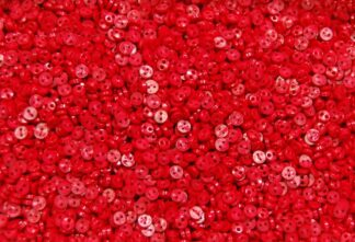 Mini Buttons 4mm Circles Red