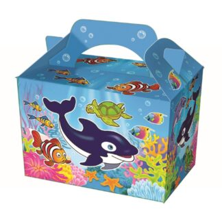 Sealife Party Food Boxes