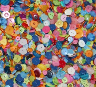 Shaped & Patterned Buttons