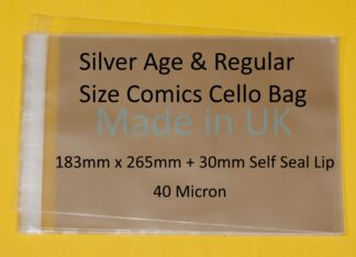 Silver Age & Regular Sized Cello