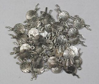 Silver - Balls of Wool