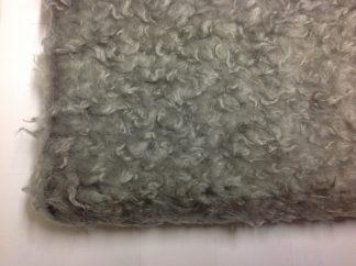 Silver Fox / Grey Curly Fur
