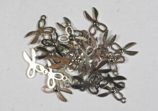 Silver - Scissors 20mm
