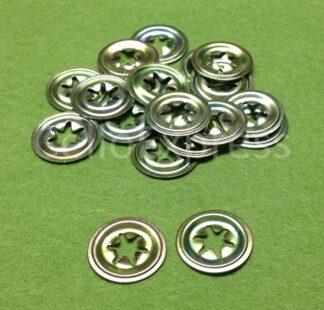 Size 5 Metal Backs -Fits 13-16mm