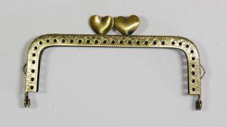 Straight Type 5 Antique Brass