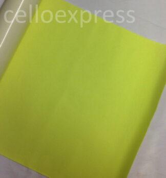 SBYellow Self Adhesive Felt Roll