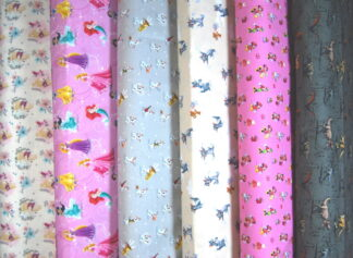 Licenced Fabric - Cotton