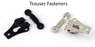 Trouser Fasteners