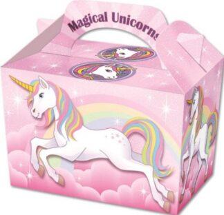 Unicorn Party Food Boxes