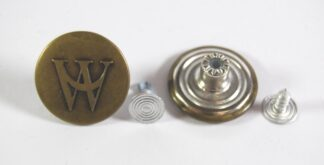 20mm W Jean Buttons
