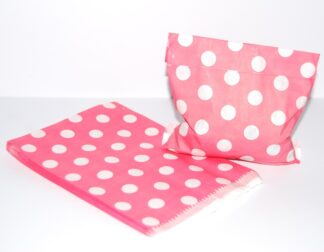 """5"""" x 7"""" - Watermelon Red Bags"""