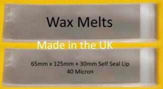 Wax Melts - 65mm x 125mm