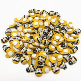 27mm Yellow Bees