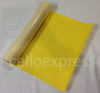 Yellow Self Adhesive Felt Rolls