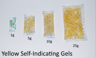 Self Indicating Silica Gel