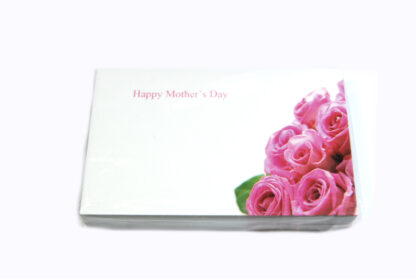 happy mother's day pink flowers florist card celloexpress