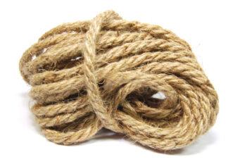 Jute Cord - Hessian Chunky Rope
