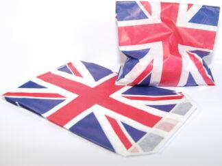 "5"" x 7"" - Union Jack Sweet Bag"