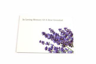 110mm x 75mm Florist Cards