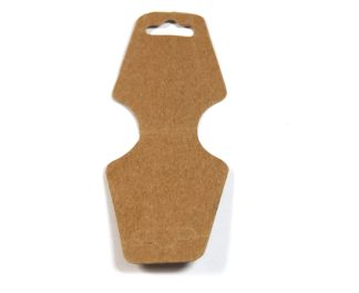 Brown Necklace Tag 123mm celloexpress