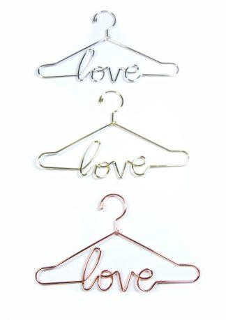 High Quality Metal Mini Clothes Hangers