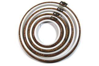 Flexi embroidery hoop set celloexpress