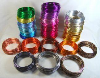 0.8mm x 10m Aluminium Wire