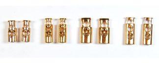 Gold Lock Toggle