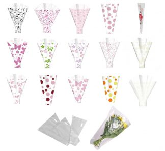 Florist Bouquet Flower Sleeves