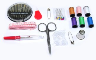 Generic Sewing Kit out of case celloexpress
